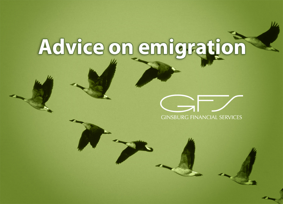 Advice on emigration