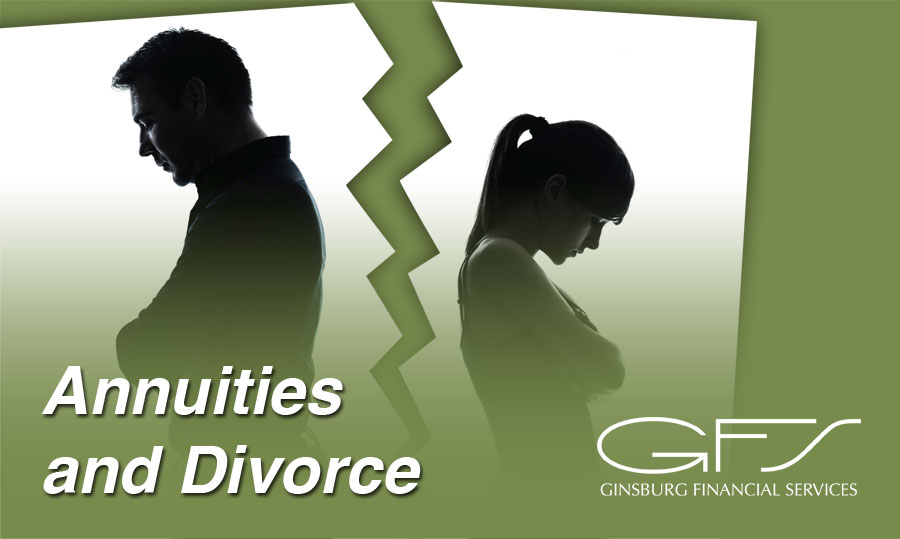 Annuities and Divorce