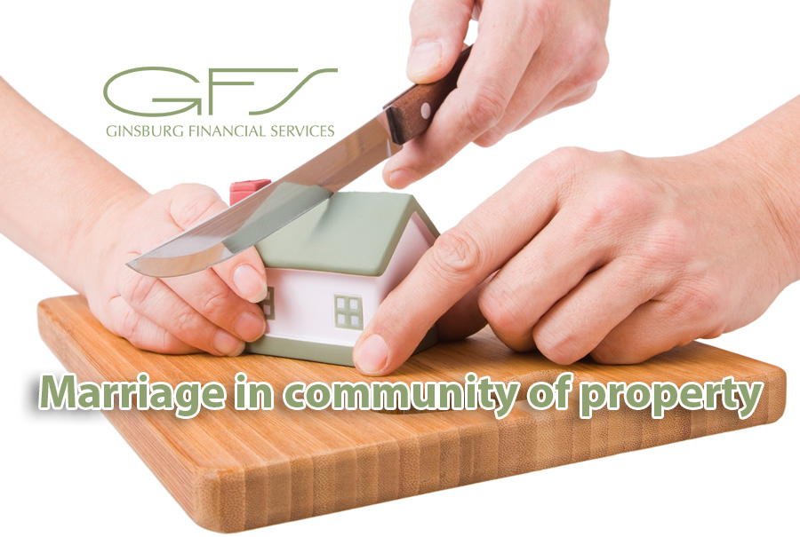 Marriage in community of property