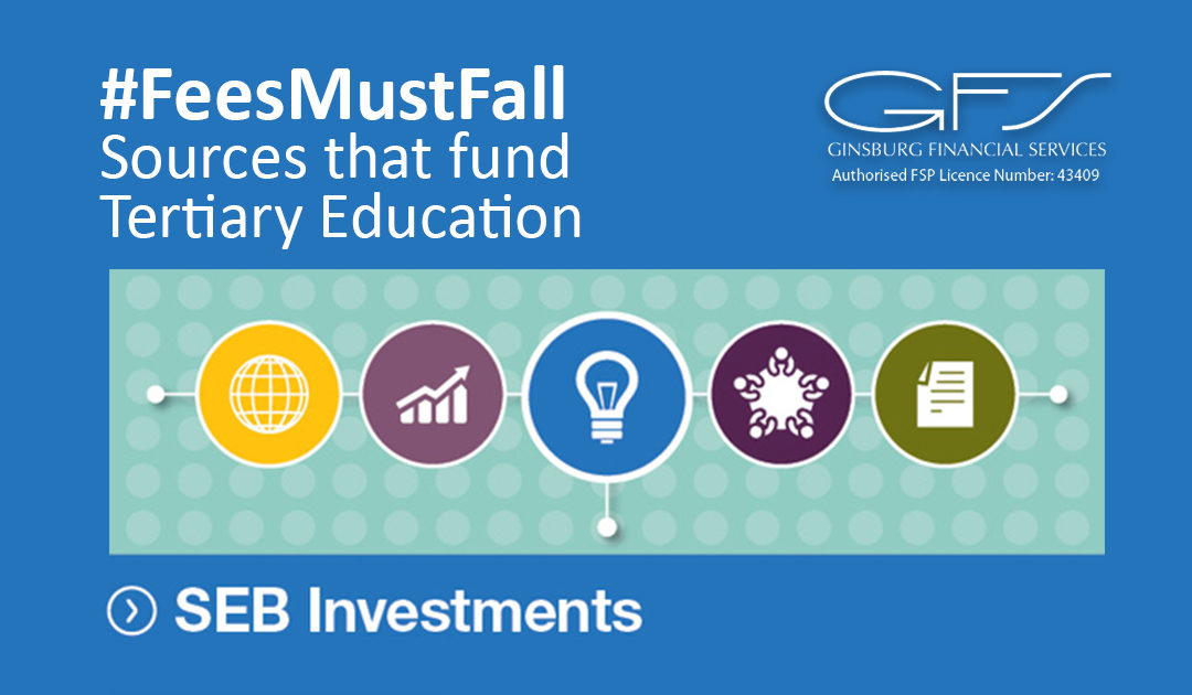 SEB Investments #FeesMustFall