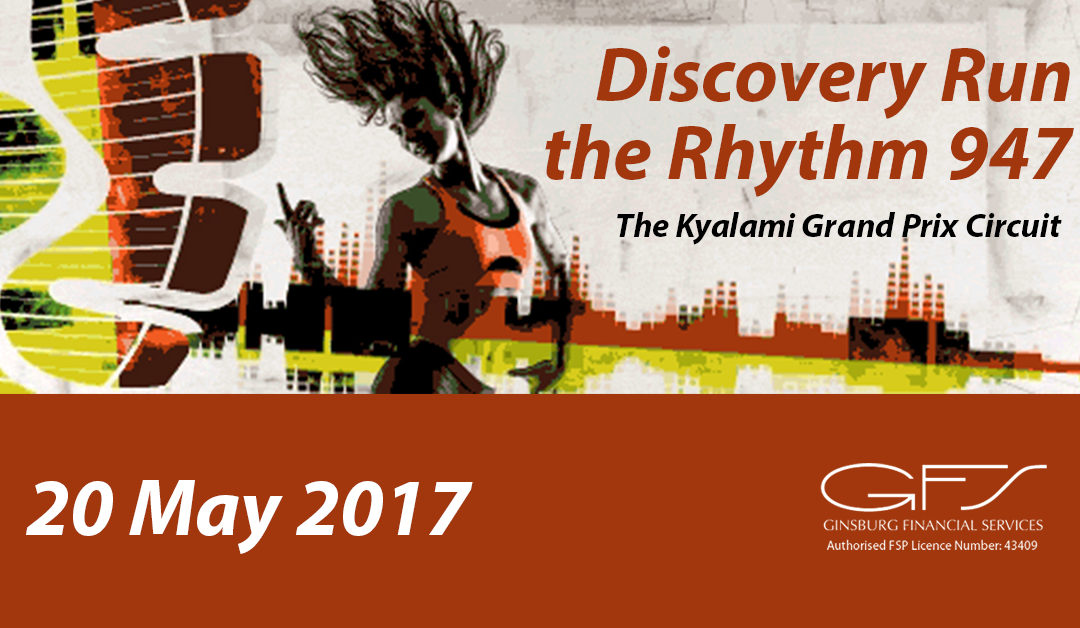 Discovery Run the Rhythm 947