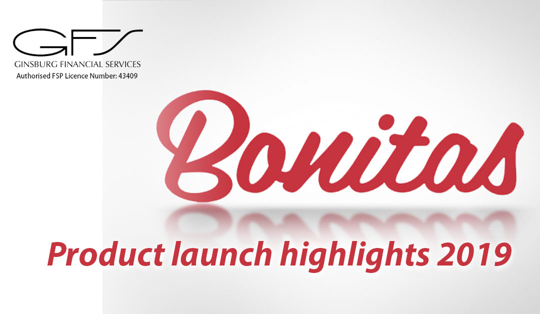 Bonitas 2019 Product Launch Highlights
