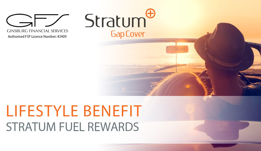 Stratum Lifestyle Benefit Fuel Rewards