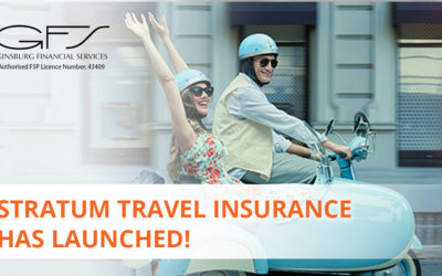 STRATUM TRAVEL INSURANCE HAS LAUNCHED!