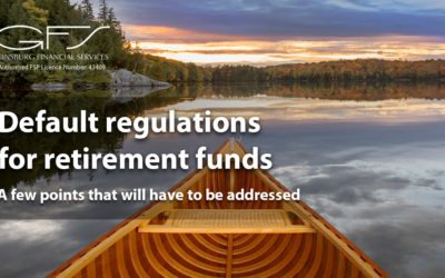 What the retirement fund regulations bring to light