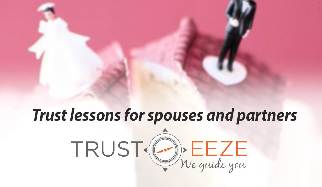 Trust lessons for spouses and partners