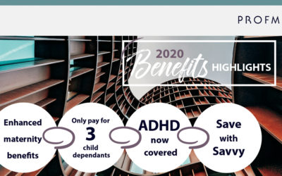 Profmed: Contributions and Benefits for 2020